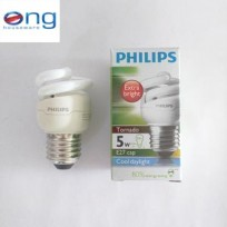 Philips Lampu Tornado 5 Watt