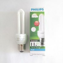 Philips Lampu Essential 11 Watt