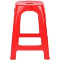 Bangku Tinggi Persegi High Stool Lion Star G-6