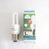 Philips Lampu Essential 5 Watt